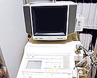 心臓超音波検査(エコー検査)